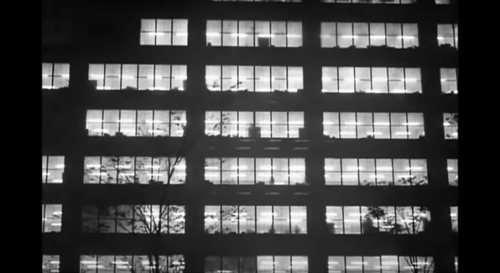 東京シネマ1961年製作「光の技術」より